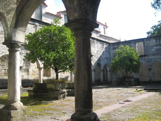 Amares, Portugal: The Cloisters