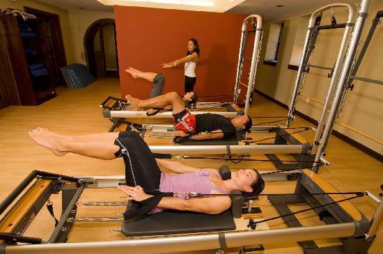 Glenwood Hot Springs Lodge: Athletic Club