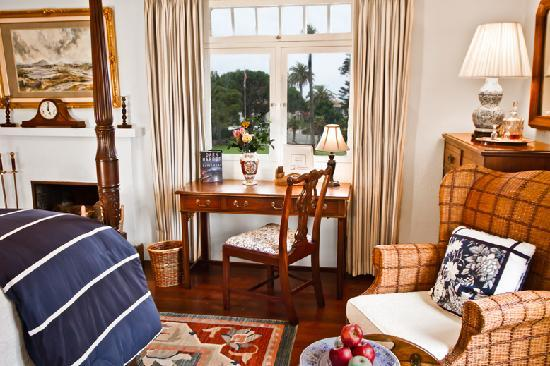 The Bed & Breakfast Inn at La Jolla: Pacific View Guest Room