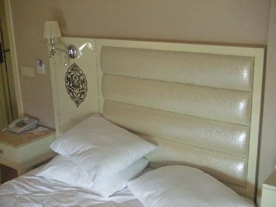 The Q-Inn Hotel Istanbul: habitacion 1