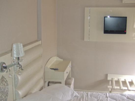 The Q-Inn Hotel Istanbul: habitacion 2