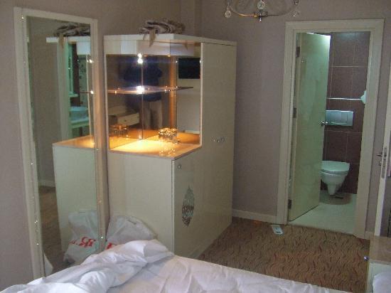 The Q-Inn Hotel Istanbul: habitacion 3