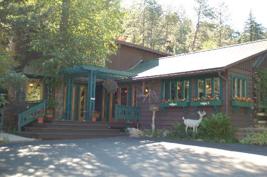 Evergreen, CO: Office and dinning room.
