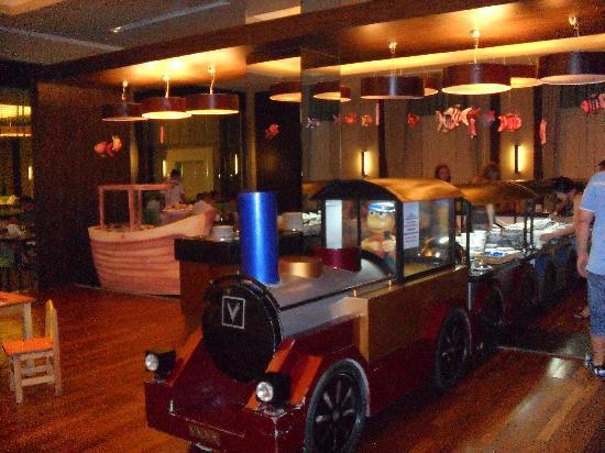 Voyage Belek Golf & Spa: Kids Restaurant
