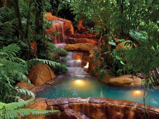 The Springs Resort and Spa: Perdido Hot Springs