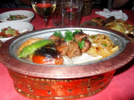 Susesi Luxury Resort: Turkish al a carte