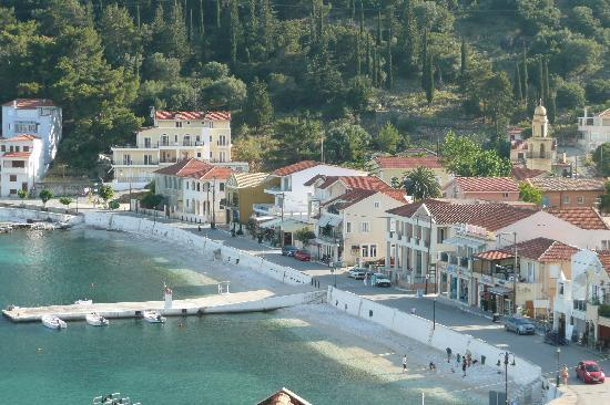 Boulevard Aetos Suites - Kefalonia: View from Balcony