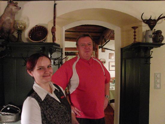 Hotel-Restaurant Feiler: Küchenchef Klaus Feiler