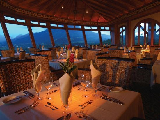 The Springs Resort and Spa: Las Ventanas Restaurant