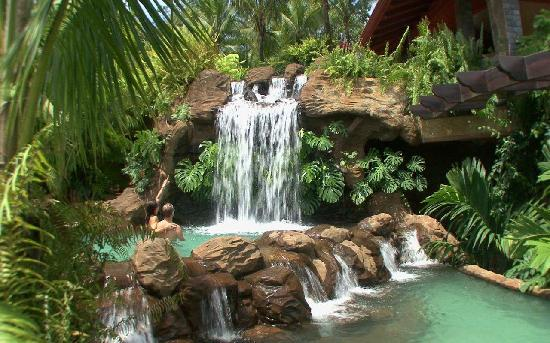 The Springs Resort and Spa: Cascada Grande Hot Springs