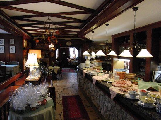 Hotel-Restaurant Feiler: Frühstücksbufett