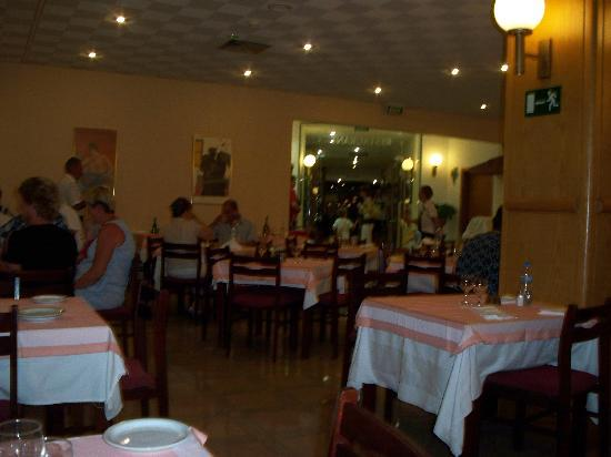 Blue Horizon Hotel : restaurant