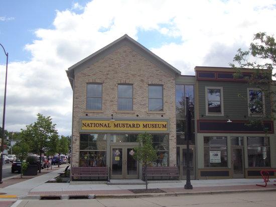 National Mustard Museum