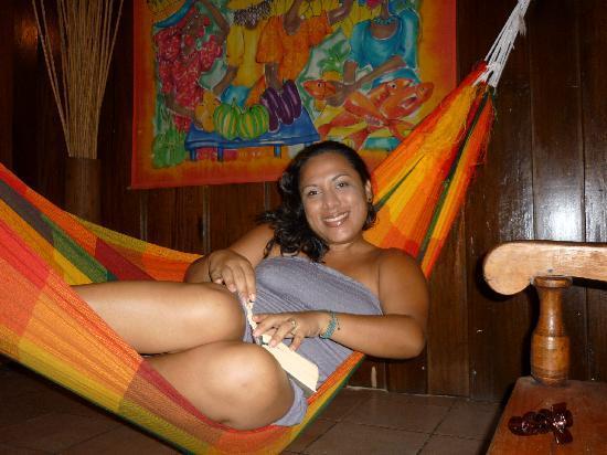Jacaranda Hotel and Jungle Garden: relax