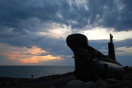 Rimouski, Canada: Submarine Onondaga