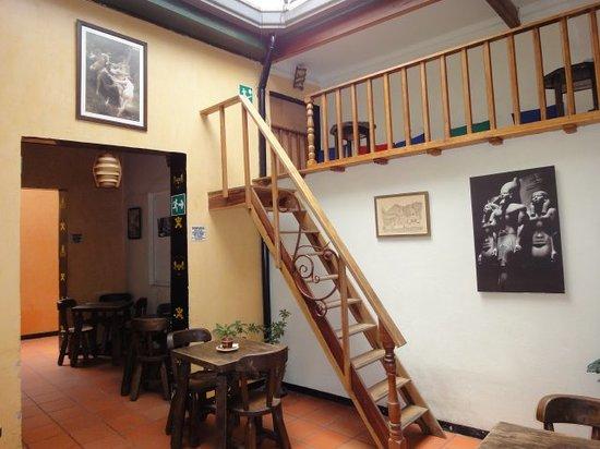 Bogota Beer : Einer der Räume