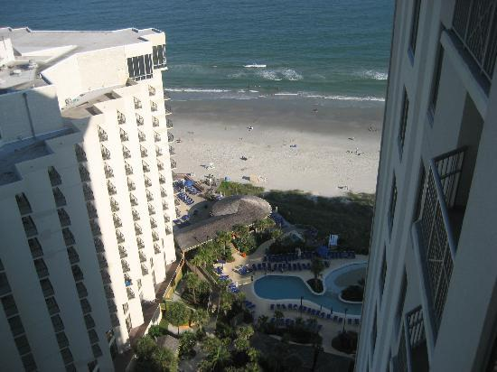 Royale Palms Condominiums by Hilton: view from my room