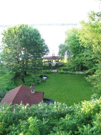 Gite du Chemin-du-Roy: View from the room