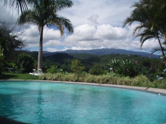 Sarchi, Κόστα Ρίκα: Belleza escenica