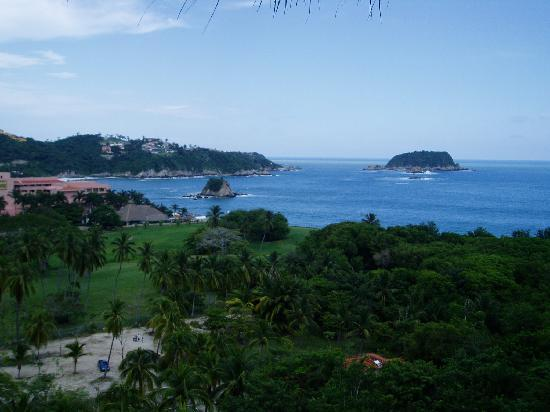 Quinta Real Huatulco: View from room