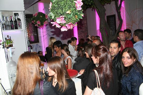 Morgana Lounge Bar Taormina: zona esterna