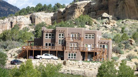 Slot canyon inn utah