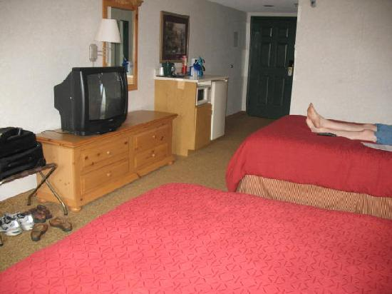 Country Inn & Suites by Radisson, Louisville East, KY: Room 301