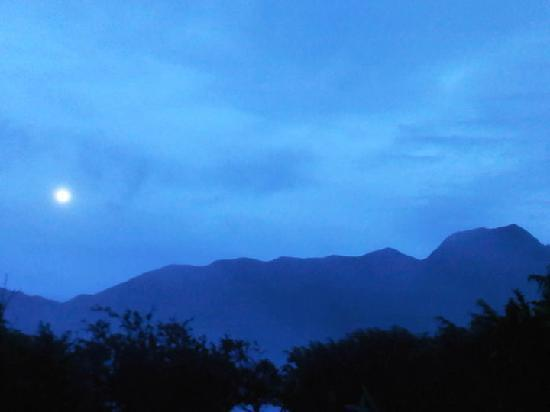 El Valle de Anton, Panama : La India Dormida