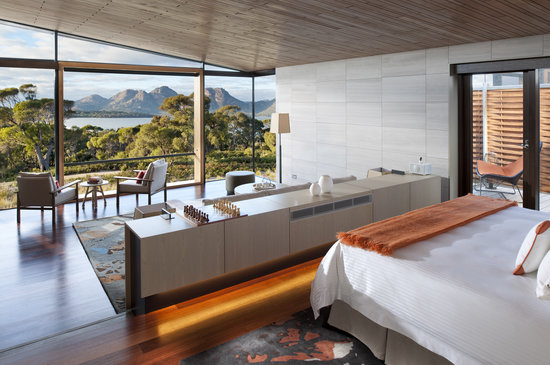 Saffire Freycinet: Saffire Luxury Suite