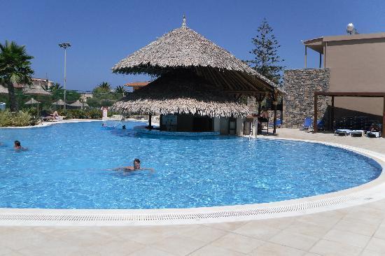 Aphrodite Beach Club Hotel Crete Reviews