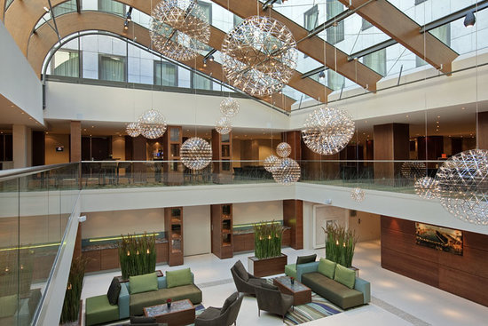 Hilton The Hague: Atrium