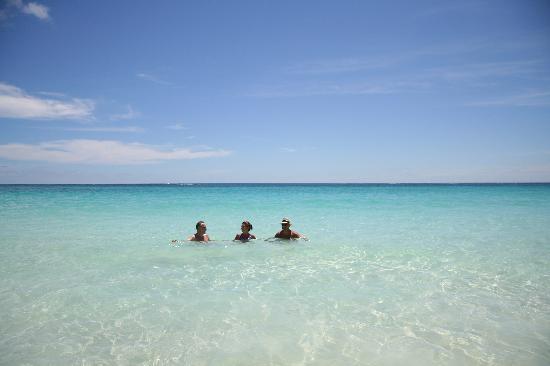 Elbow Beach, Bermuda: il mare ad Elbow