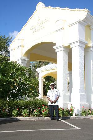 Elbow Beach, Bermuda: la lobby dell'Hotel