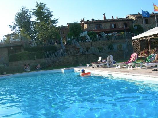Residence Lady Village: Piscina Relais Antica Pieve