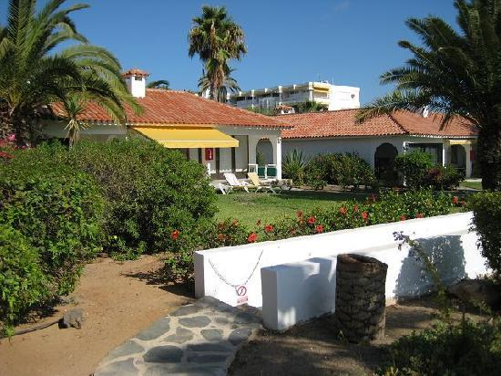 Sun Club Apartments: In der Anlage