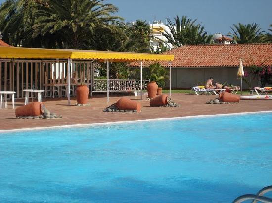 Sun Club Apartments: Der SUPER-Pool