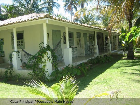 Casa Acayu Pousada & Bungalows: Casa Principal