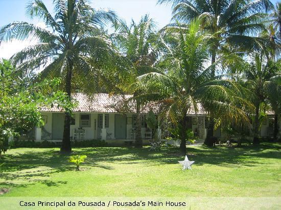 Casa Acayu: Casa Principal