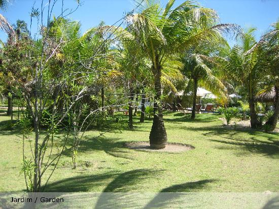 Casa Acayu Pousada & Bungalows: Jardim