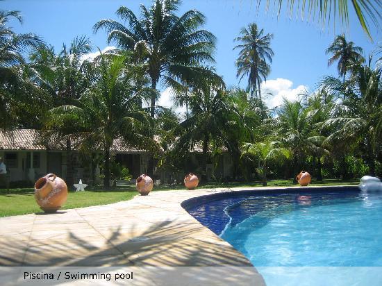 Casa Acayu Pousada & Bungalows: Piscina