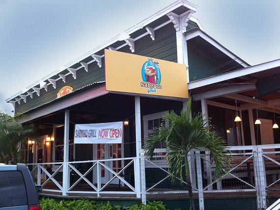 Kawaihae, HI: The former home of the Harbor Grill, now Sabroso Grill