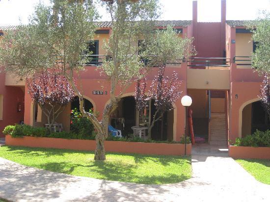 Aparthotel Club Andria: terracita