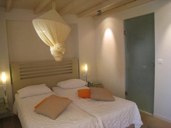 Iria Beach Art Hotel: Sublime suite