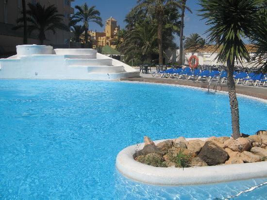 Playalinda Hotel: Hotel swimming pool