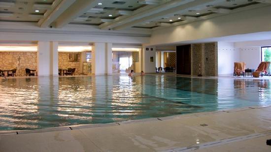 Petriolo Spa Resort: Una delle piscine interne