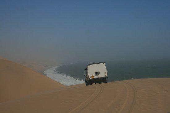 Mola Mola Safaris: le dune di Sandwich bay