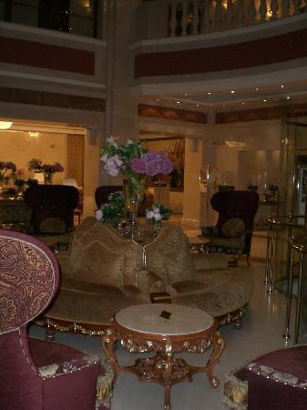 Premier Palace Hotel : lobby