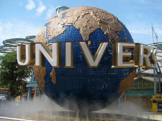 Sentosa Island, Singapore: Universal Studios, Sentosa