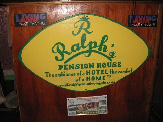 Zuric Pension House: ralph's pension house
