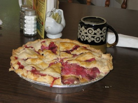 Kathleen and Nina's Pie and Specialty Restaurant: Homemade Pies